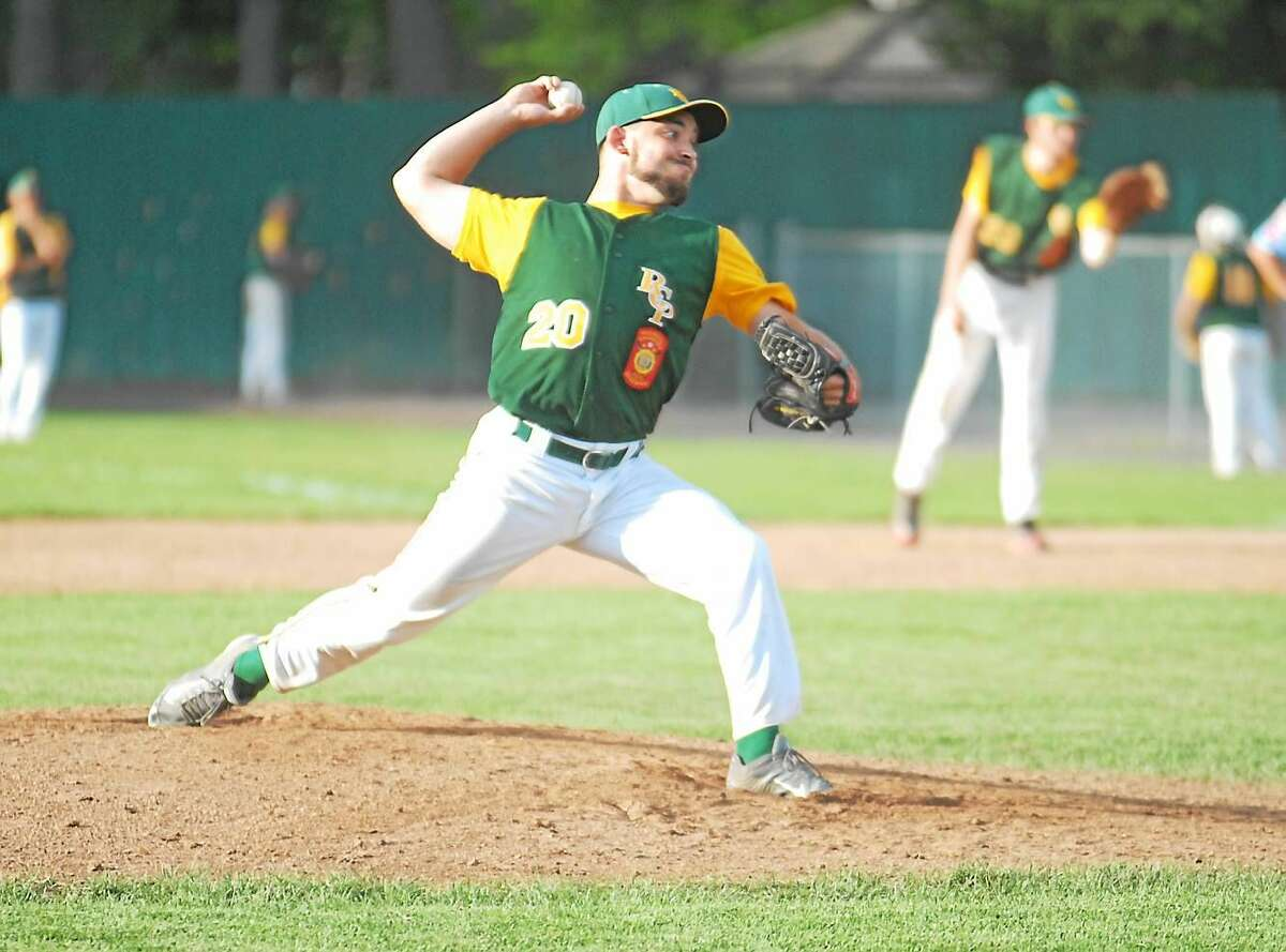 Jimmy Zanor - The Middletown Press Winning pitcher Tommy Seaver allowed just one earned over seven innings as RCP advanced in the Northeast Regional tournament with a 10-6 win over Rochester (N.H.).