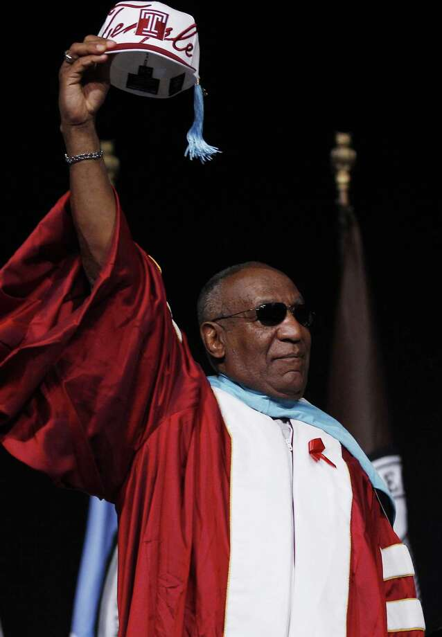 In this May 12, 2011 file photo Comedian Bill Cosby attends Temple University's commencement ceremonies in Philadelphia. Photo: (AP Photo/Matt Rourke, File) / AP