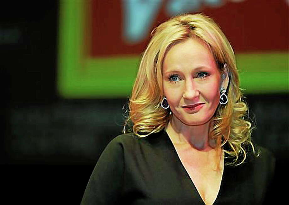 British author J.K. Rowling Photo: (AP Photo/Lefteris Pitarakis) / AP2012