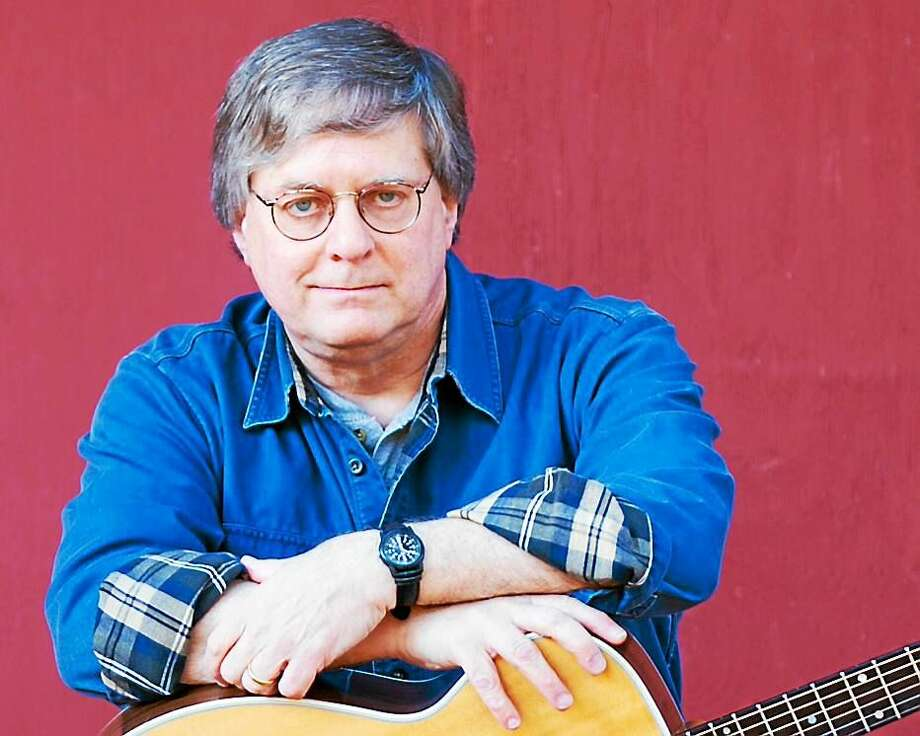 Contributed photo Essex resident and accomplished folk musician and composer, Larry Kaplan. Photo: Journal Register Co. / @josephs.com