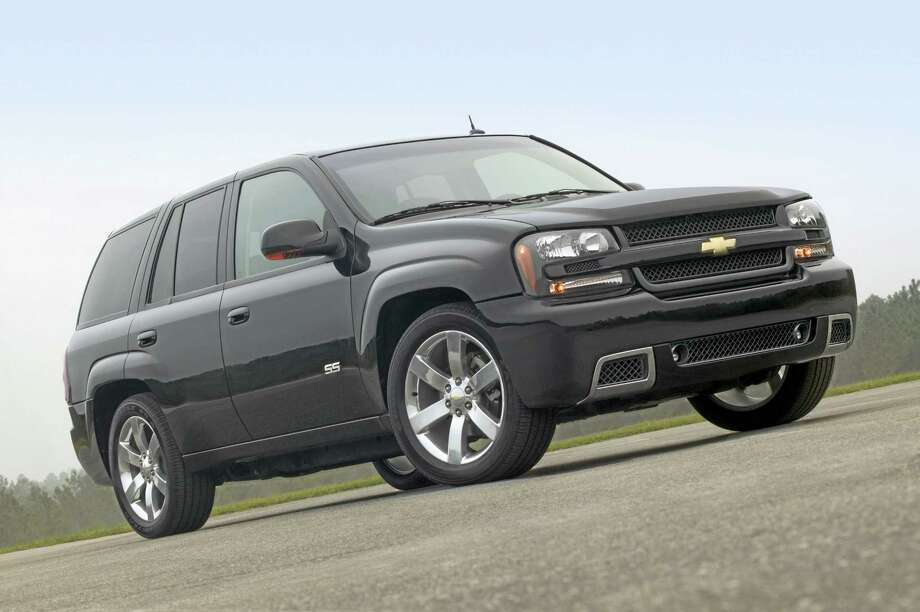 The 2006 Chevy TrailBlazer SS sport utility vehicle. Photo: General Motors Co.  / General Motors