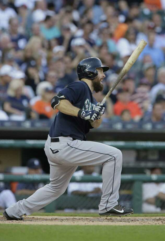The New York Yankees placed Dustin Ackley on the 15-day DL. Photo: Duane Burleson — The Associated Press File Photo  / FR38952 AP
