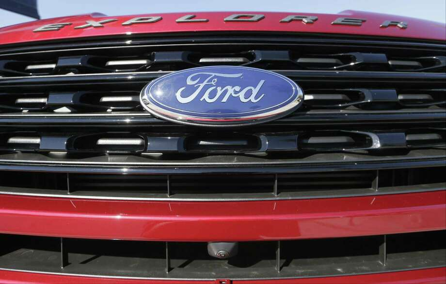 In this Thursday, July 2, 2015 photo, a Ford Explorer is on display at the Star Ford Lincoln dealership in Glendale, Calif. Photo: AP Photo/Damian Dovarganes  / AP