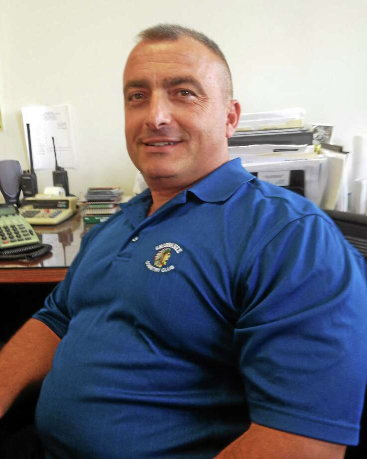 Louis J. Spina Jr. is the new director of public works in Cromwell. Photo: Jeff Mill - The Middletown Press