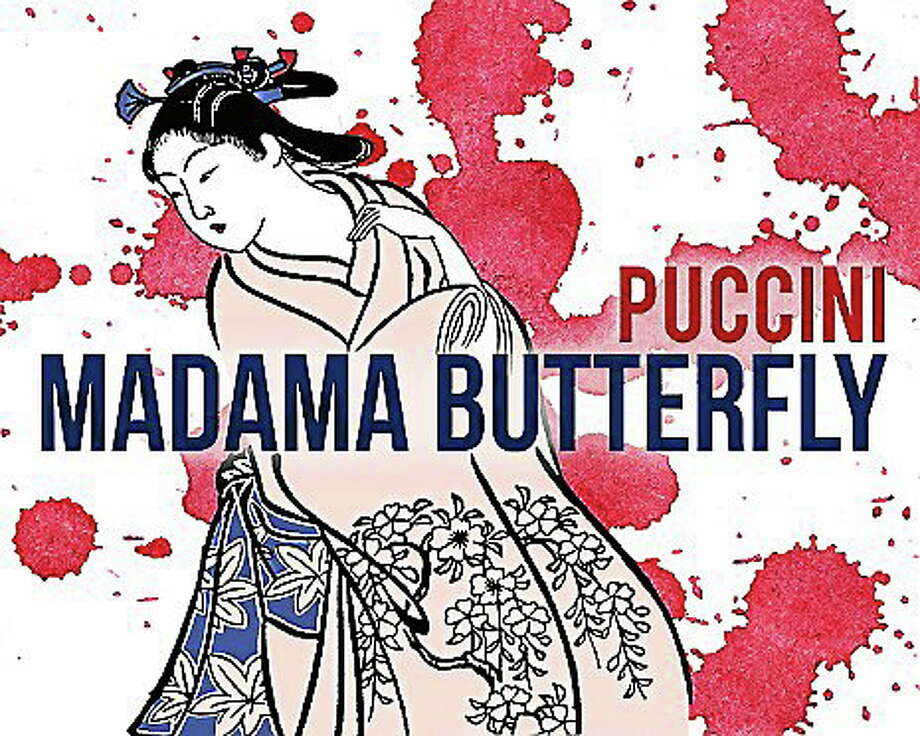 "Image courtesy of CT Lyric Opera CT Lyric Opera will stage performances of ""Madama Butterfly"" around Connecticut in May. Photo: Journal Register Co."