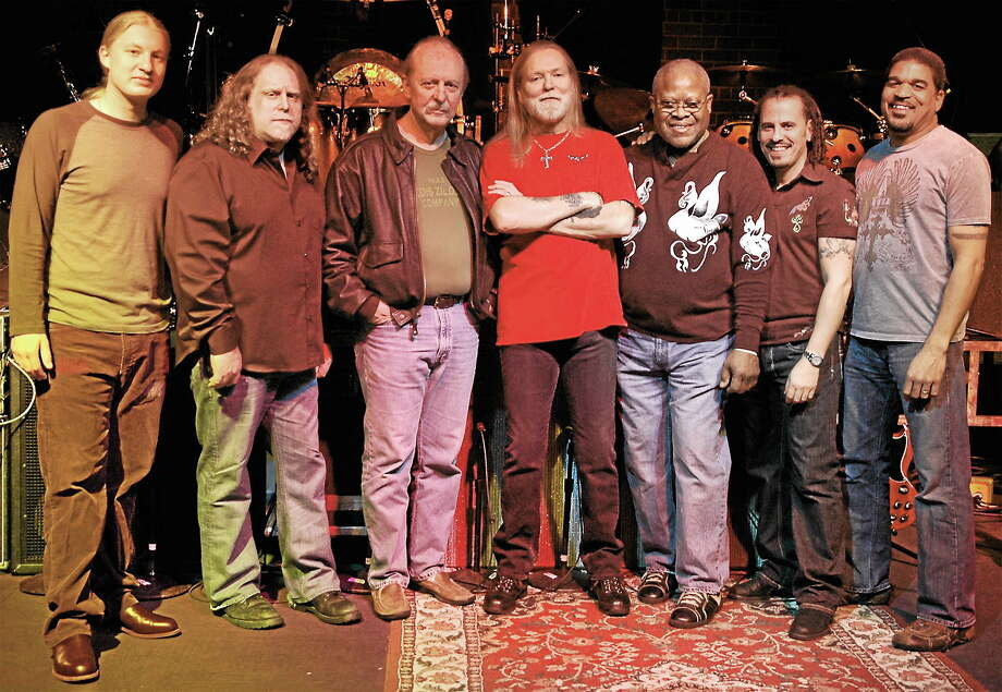 Submitted photo - Allman Brothers  The tenth annual Mountain Jam in Hunter, New York will take place this year on June 5, 6, 7 & 8. The Allman Brothers are among the featured performers at this annual festival. Photo: Journal Register Co.