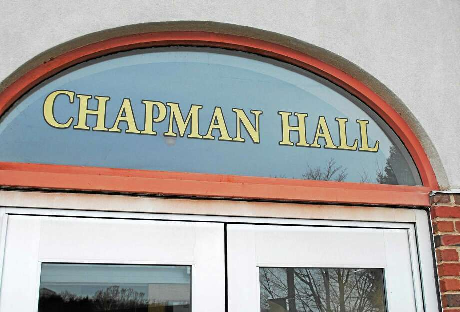 Chapman Hall at Middlesex Community College in Middletown. Photo: Press File Photo