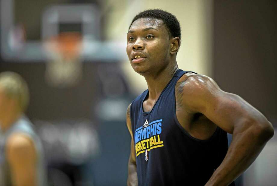 The New York Knights signed second-round pick Cleanthony Early on Friday. Photo: Yalonda M. James — The Commercial Appeal  / The Commercial Appeal