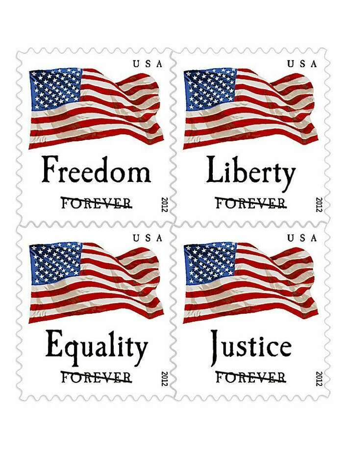 U.S. postal stamps Photo: File Photo