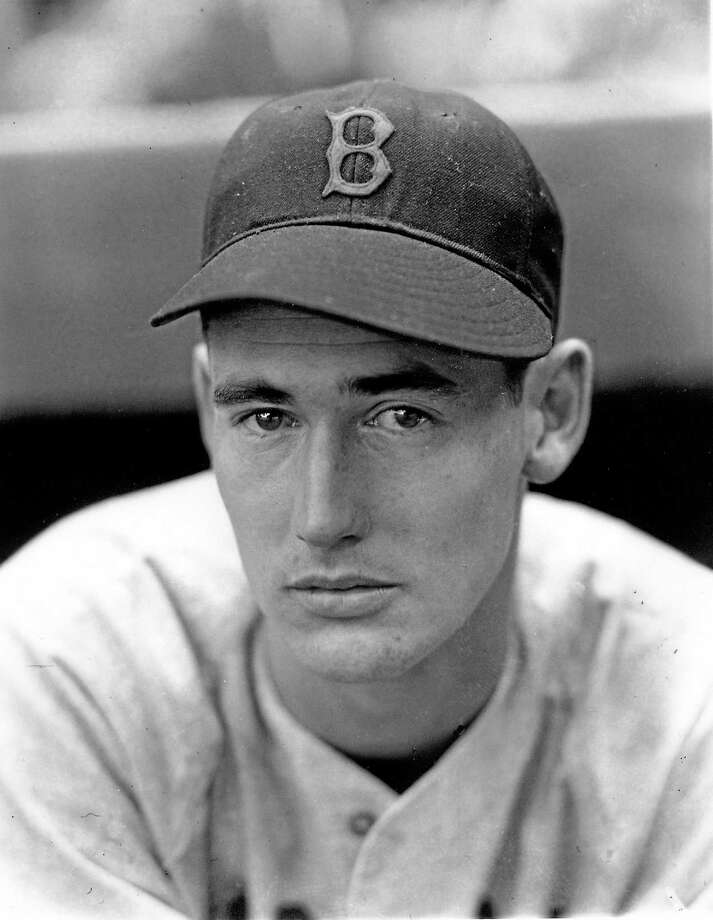 Boston Red Sox outfielder Ted Williams. Photo: The Associated Press File Photo  / 1941 AP