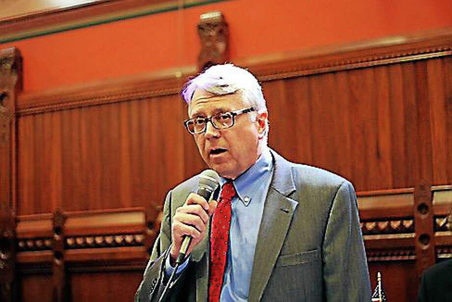 Rep. Ed Jutila. Photo: Hugh McQuaid — CT News Junkie