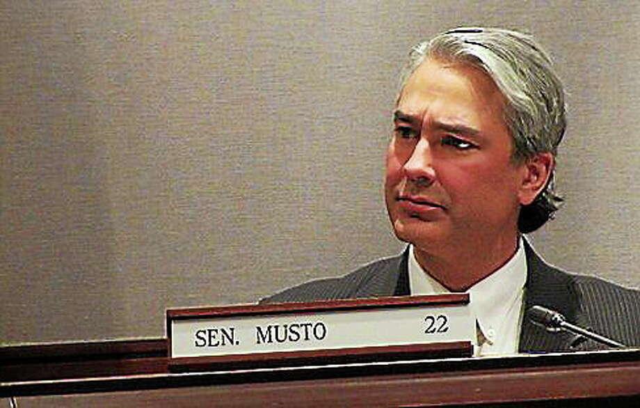 Sen. Anthony Musto. Photo: CT News Junkie File Photo