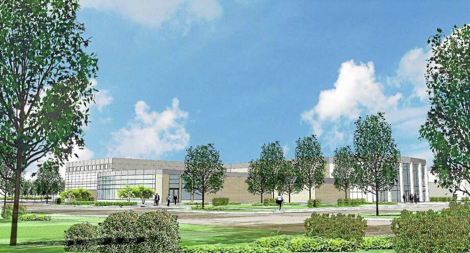 Submitted photo Mercy High School in Middletown has raised $1.5 million of the $2.2 million for their capital campaign in order to build a new dining area, music center and common area. Photo: Journal Register Co.
