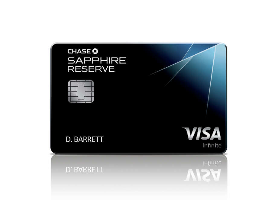 FILE - This file photo provided by JPMorgan Chase shows a likeness of the Chase Sapphire Reserve Card. Shoppers who want a lot of high-end rewards on their credit cards currently have plenty of options. Ever since JPMorgan Chase launched its $450-a-year Sapphire Reserve Card in 2016, there's been a proliferation of cards joining it and the American Express Platinum Card in offering big perks for a big annual fee. But whether enough people are willing to hold many of these cards may determine how sustainable the expansion is. (JPMorgan Chase via AP, File) ORG XMIT: NYBZ319 / JPMorgan Chase