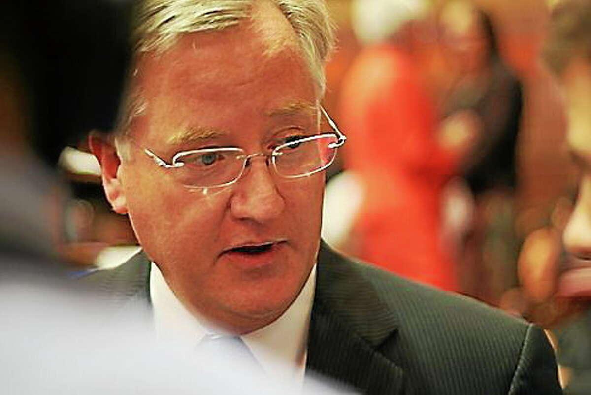 House Speaker Brendan Sharkey.