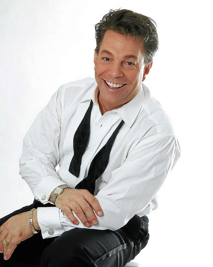 Submitted photo - Steve Lippia Southington native Steve Lippia is bringing his Las Vegas show and tribute to Frank Sinatra to Waterbury. Photo: Journal Register Co.
