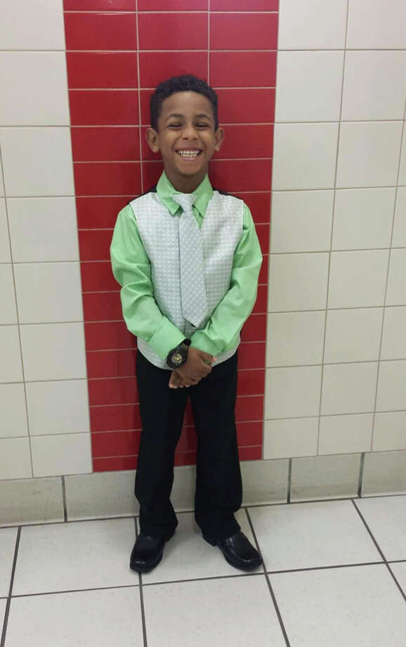Gabriel Taye of Ohio was 8 when he hanged himself from his bunk bed with a neck tie. Photo: HONS / Cornelia Reynolds