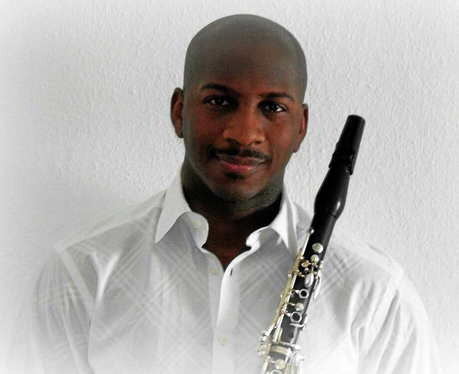 Submitted photo - Cedric Mayfield Cedric Mayfield will perform April 26 at The Kate in Old Saybrook, part of the Arts Center Killingworth's Jazz NightOut celebration. Photo: Journal Register Co.