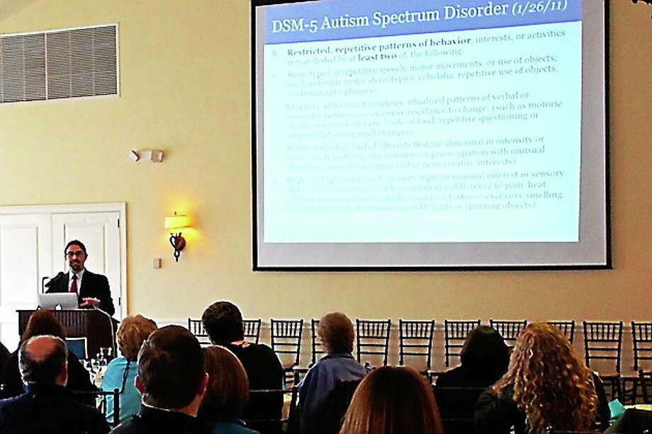 Navigating the Journey with Autism Spectrum Disorder will be held Friday at The Riverhouse at Goodspeed Station in Haddam with keynote speaker Professor Liane Holliday Willey. Photo: Submitted Photo