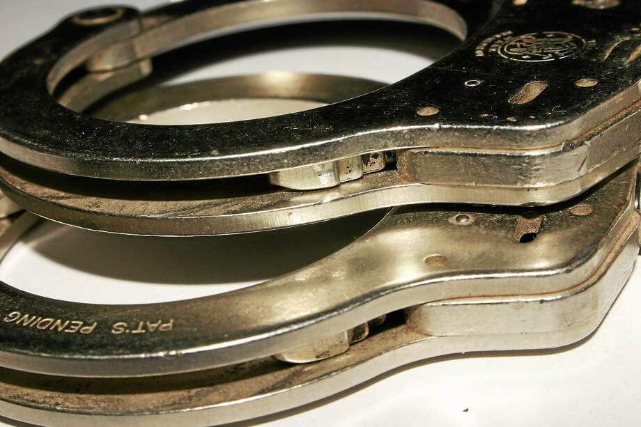 Courtesy Morguefile. ¬ Middletown Police arrests Photo: Journal Register Co.