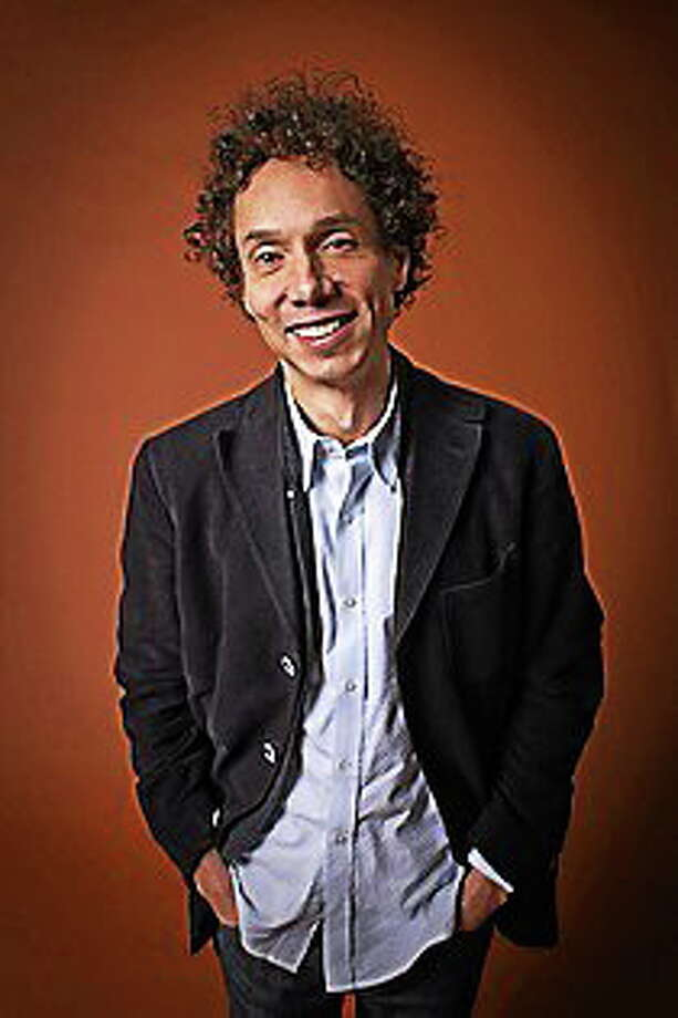 Malcolm Gladwell Photo: Journal Register Co.