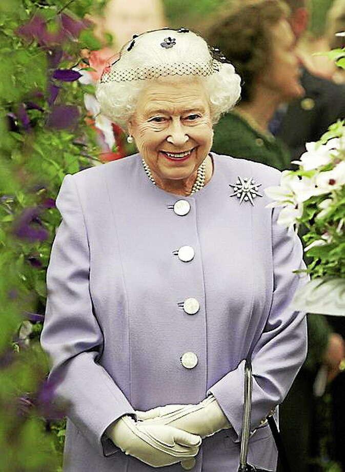Britain's Queen Elizabeth II Photo: AP FILE PHOTO