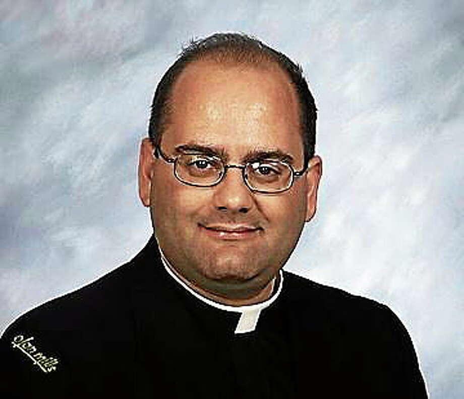 Rev. John L. Lavorgna Photo: Journal Register Co.