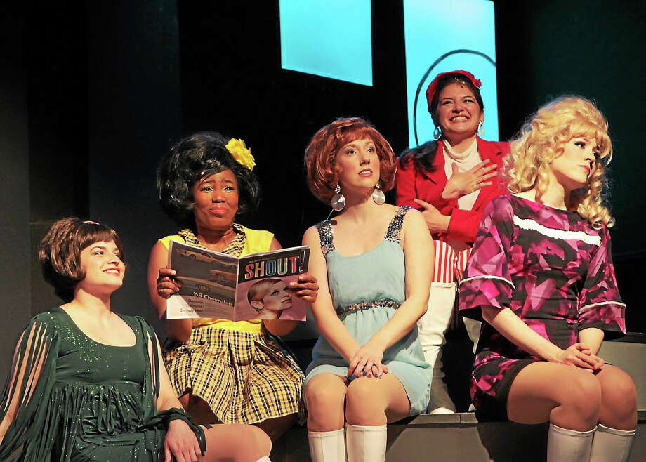"Submitted photo courtesy of Ivoryton Playhouse ""Shout!"", a celebration of the music of the 1960s, is performing at the Ivoryton Playhouse Photo: Journal Register Co."