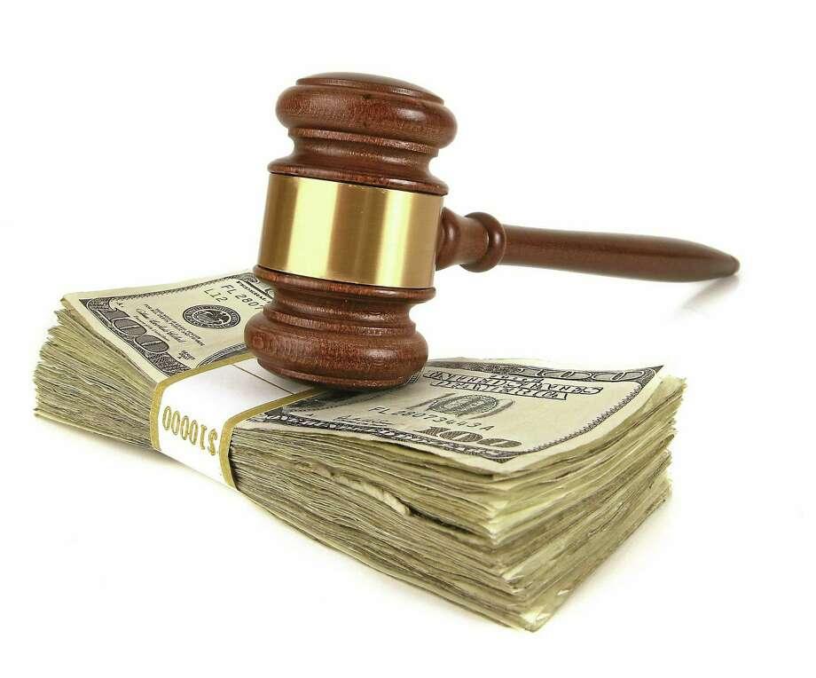 Gavel on Cash Photo: Journal Register Co. / (c) spxChrome