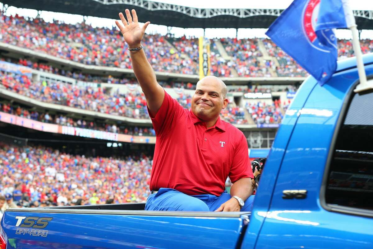 Ivan Rodriguez, former Texas Ranger Restaurant name: Pudge's Pizza Location: Set to open at Texas Live! in Arlington