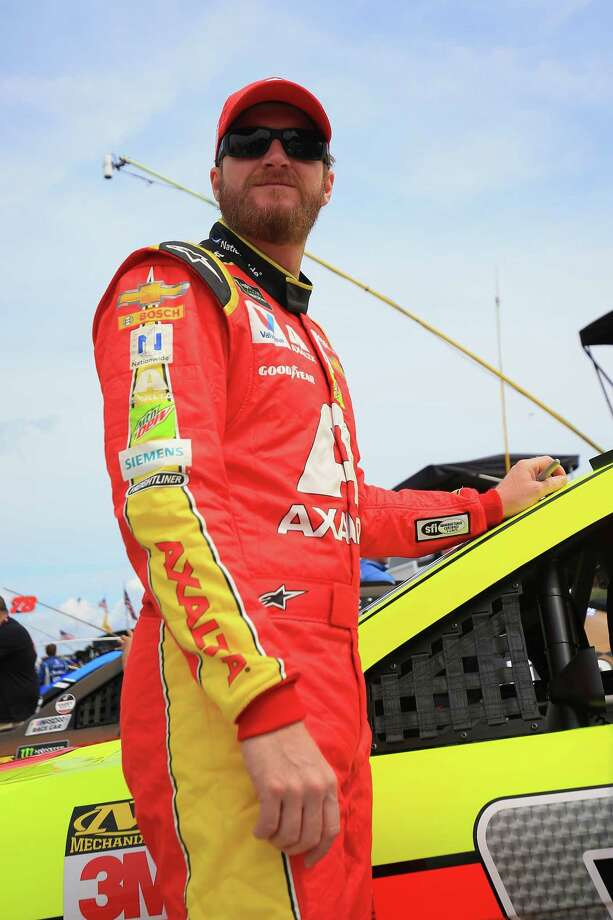 WATKINS GLEN, NY - AUGUST 06:  Dale Earnhardt Jr., driver of the #88 Axalta Chevrolet, stands on the grid during qualifying for the Monster Energy NASCAR Cup Series I Love NY 355 at The Glen at Watkins Glen International on August 6, 2017 in Watkins Glen, New York.  (Photo by Chris Trotman/Getty Images) ORG XMIT: 775019752 Photo: Chris Trotman / 2017 Getty Images