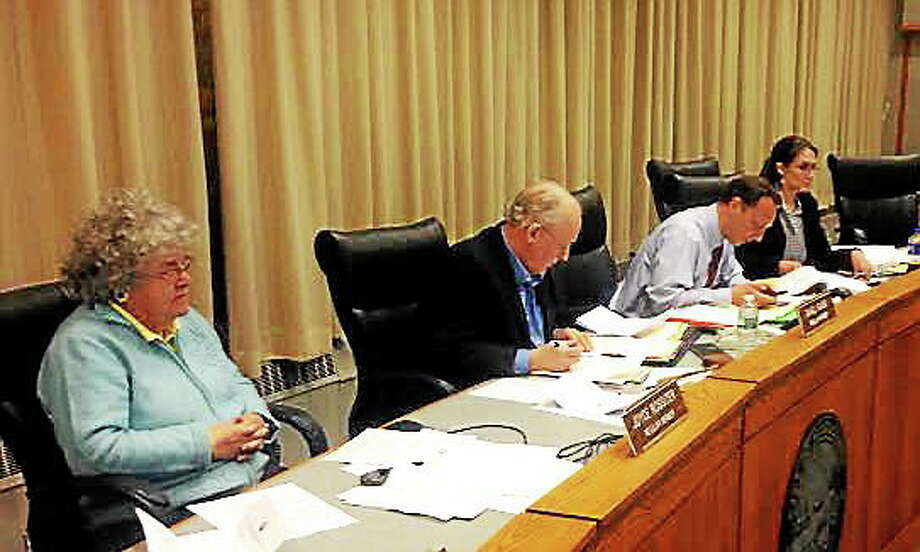 The Middletown Planning and Zoning Commission is shown in this file photo. Photo: Alex Gecan - The Middletown Press