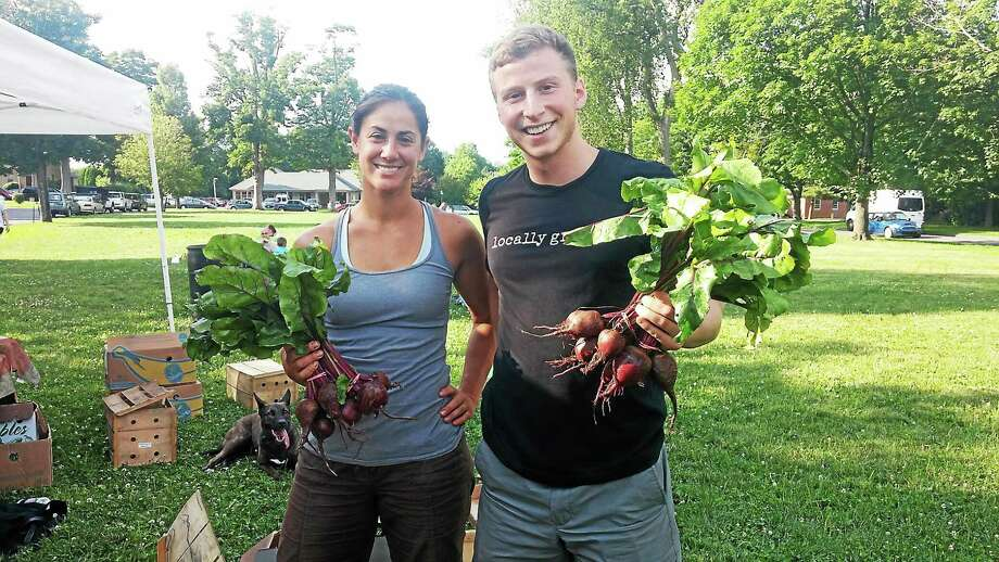 Jake Teitelbaum of Durham runs the Fresh Food Network. Photo: Submitted Photo