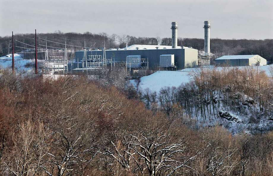 Kleen Energy Systems, a 620 Megawatt combined cycle power plant in Middletown, is seen in this file photo. Photo: Catherine Avalone - The Middletown Press  / TheMiddletownPress