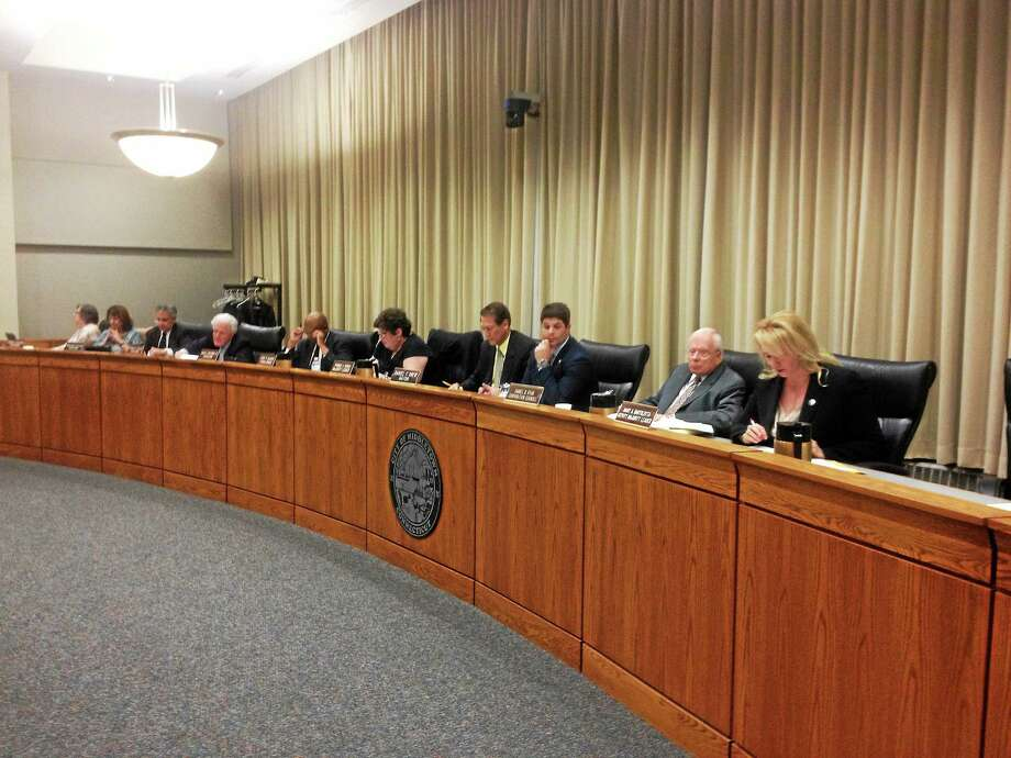The Common Council voted to establish a Charter Revision Commission seven weeks ago. Photo: Alex Gecan - The Middletown Press