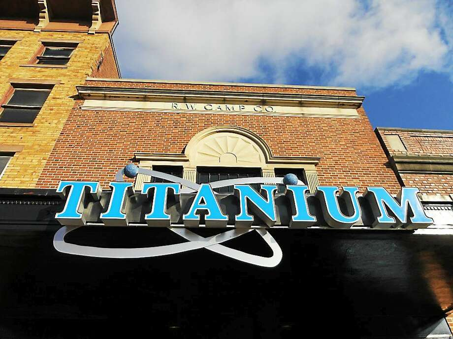 The now closed Titanium nightclub on Main Street in Middletown Photo: Courtesy Photo