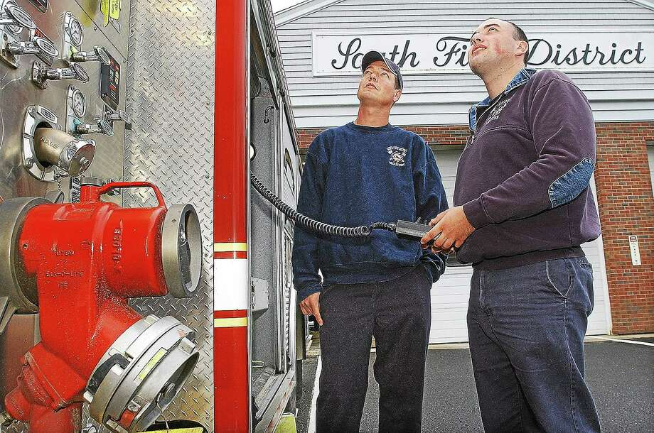 Middletown's South Fire District Photo: Journal Register Co.