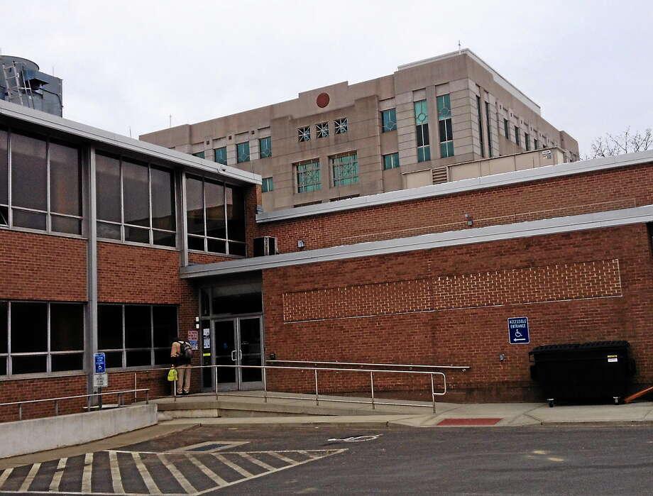 Cassandra Day, The Middletown Press. ¬ Middletown city hall Photo: Journal Register Co.