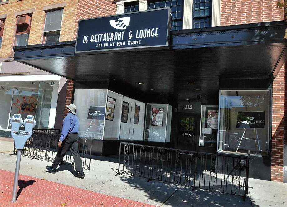 US Restaurant on Main Street in Middletown. Catherine Avalone - The Middletown Press Photo: Journal Register Co. / TheMiddletownPress
