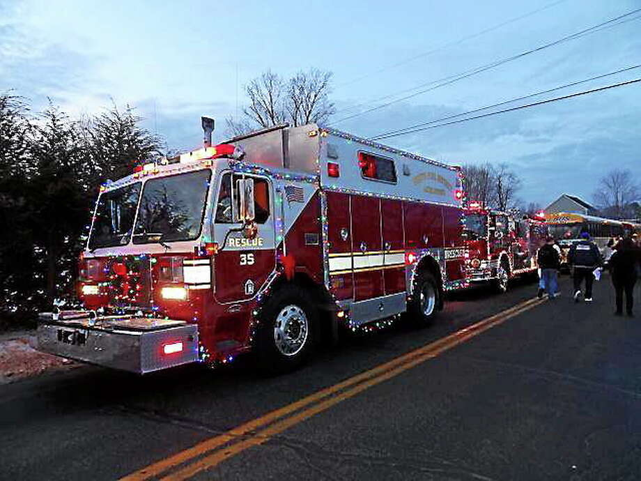 South Fire District Middletown Photo: Journal Register Co.