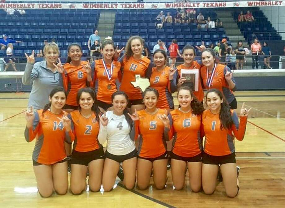 United took home first place at the Wimberly Tournament for the first time after attending the event the past 13 years. The Lady Longhorns have won seven straight games. Photo: Courtesy Photo