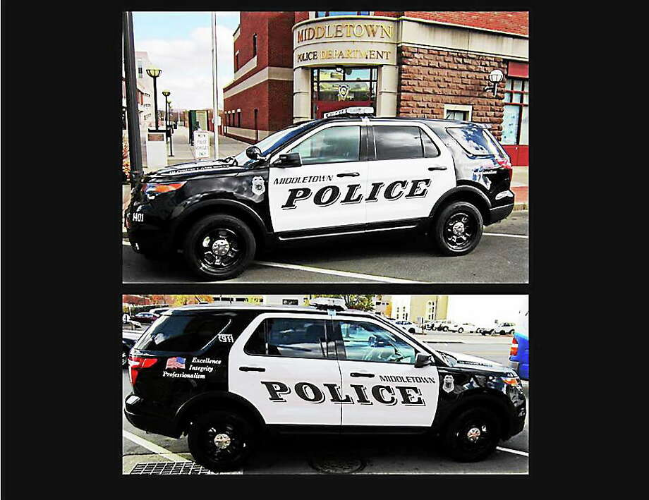 Photo Courtesy of the Middletown Police Department. The city is moving towards Explorers and Tauruses over the discontinued Ford Crown Victoria. Photo: Journal Register Co.