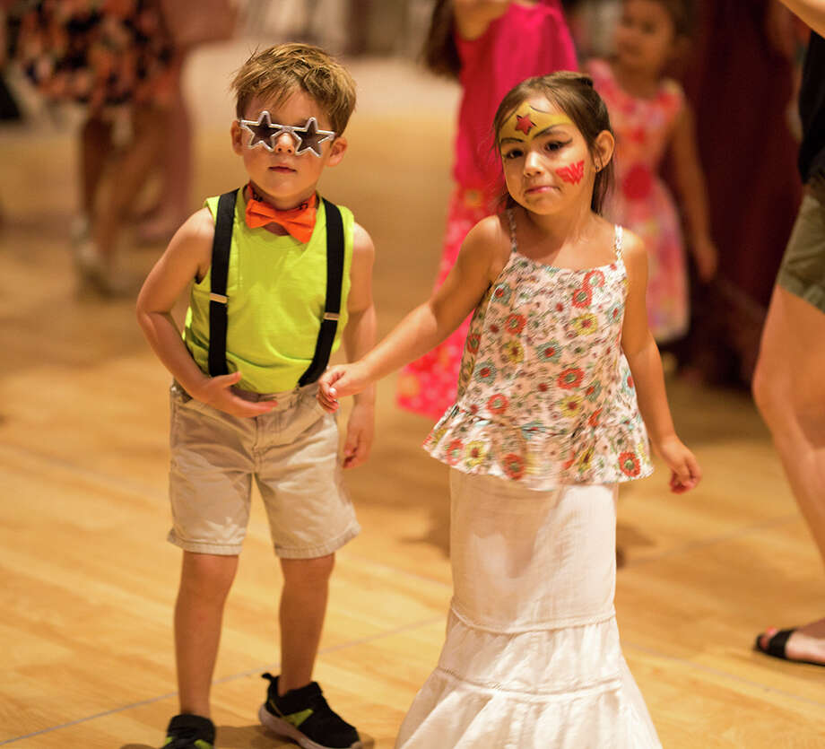 Pearl Stable hosted a Back to School Kids Prom that got little ones ready for the school year Saturday Aug. 12, 2017, with music and dancing, arts and crafts and a cash bar for mom and dad. Photo: B Kay Richter For MySA