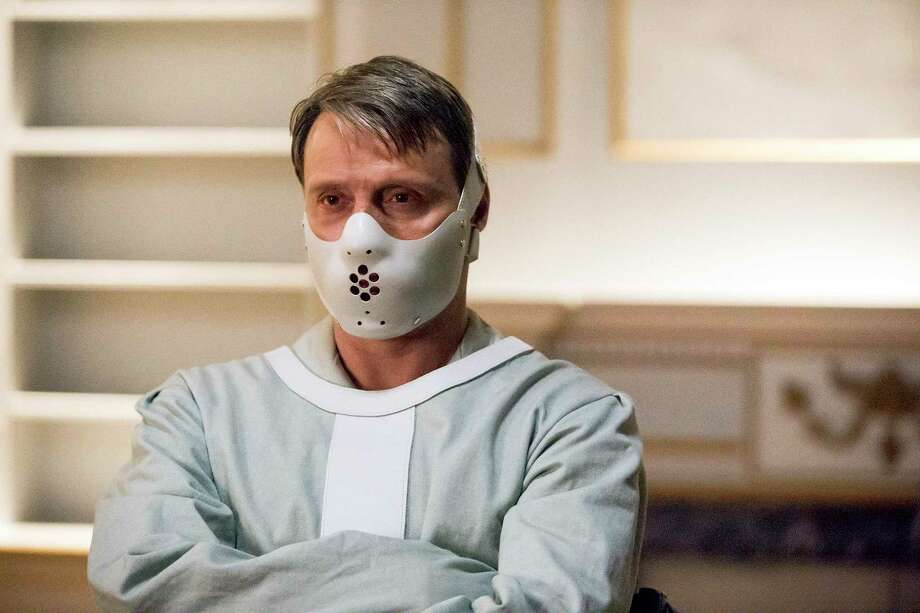 Mads Mikkelsen, Hannibal | Photo Credits: NBC, Brooke Palmer/NBC / 2015 NBCUniversal Media, LLC