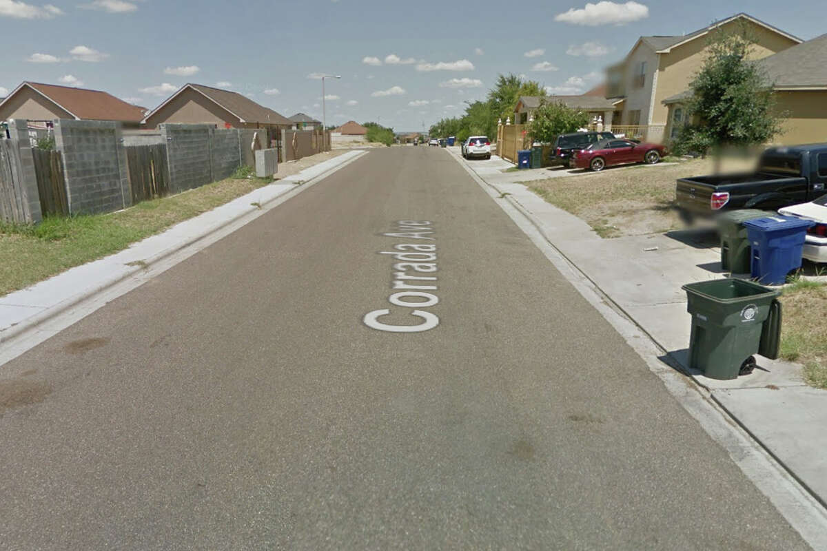 On July 22, 2014, Laredo police responded to the 4500 block of Corrada Avenue after Espinoza's relatives called LPD, concerned about his welfare.