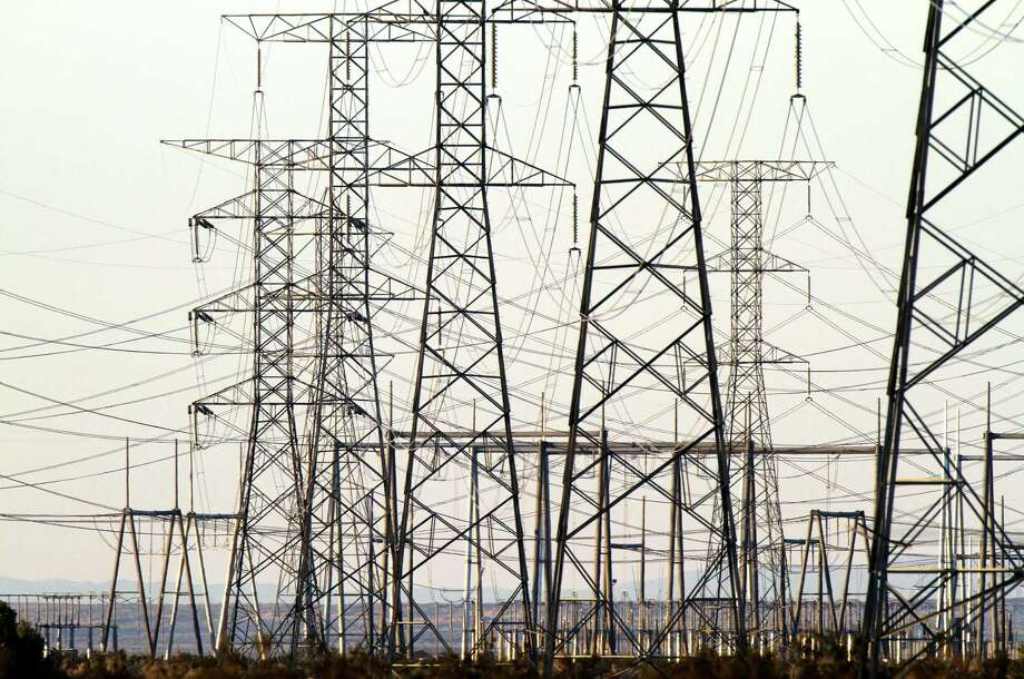 The power grid  provides an intriguing target for state-sponsored and other  hackers, according to cybersecurity experts.  (Don Bartletti/Los Angeles Times/TNS) Photo: Don Bartletti, FILE / Los Angeles Times
