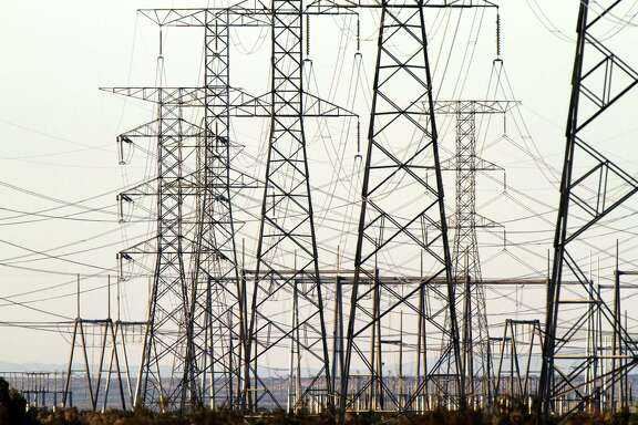 The power grid  provides an intriguing target for state-sponsored and other  hackers, according to cybersecurity experts.  (Don Bartletti/Los Angeles Times/TNS)