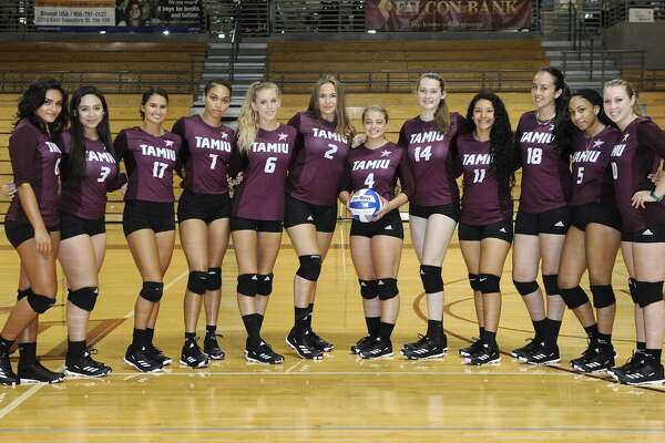 TAMIU held its Volleyball Media Day on Sunday introducing this year's roster. The Dustdevils are looking to rebound from a disappointing season in 2016.