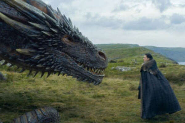 """When Drogon knows who you really are and you don't even know yet"