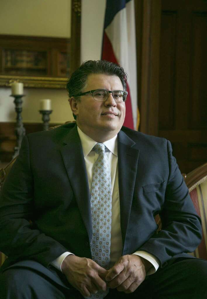 Secretary Of State Rolando Pablos Is Texasu0027 11th Secretary Of State, The  Latest In